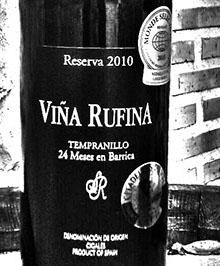 Bodegas Santa Rufina Vinos